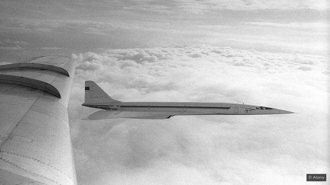 Câu chuyện về máy bay dân sự siêu thanh đầu tiên trên thế giới: mạnh mẽ nhưng yểu mệnh - Ảnh 5.