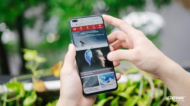 Đánh giá OnePlus Nord: Không nổi bật, nhưng tốt toàn diện - Ảnh 9.