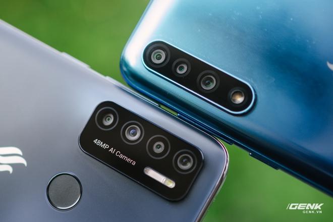 So sánh Vsmart Live 4 và Vsmart Live: Smartphone Make in Vietnam 100% có gì hơn? - Ảnh 2.