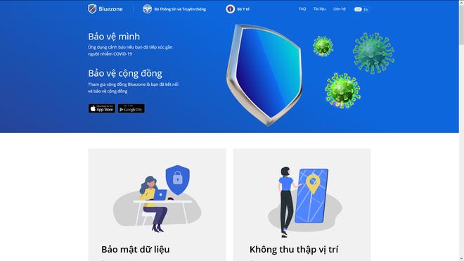 """Dùng thử """"Khẩu trang Điện tử"""" Bluezone: Có mỗi 2 tính năng, rất dễ dùng nhưng hiệu quả đến đâu là do bạn, tôi và chúng ta - Ảnh 1."""