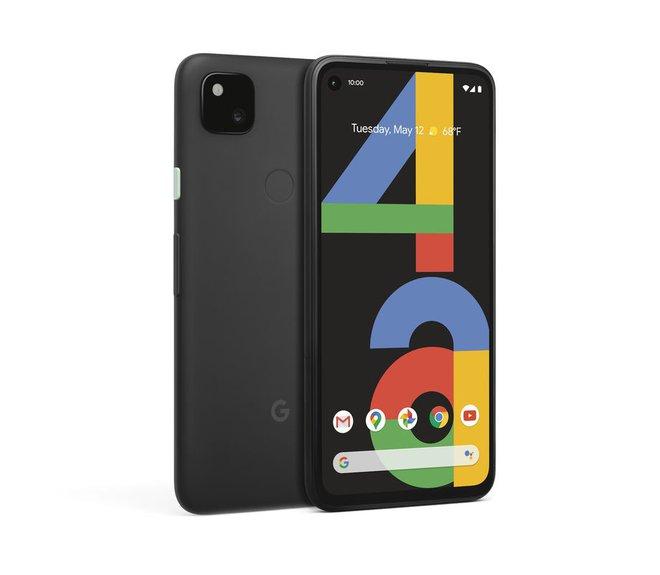 Google Pixel 4a ra mắt: Camera kế thừa từ Pixel 4, Snapdragon 730G, giá 349 USD - Ảnh 1.