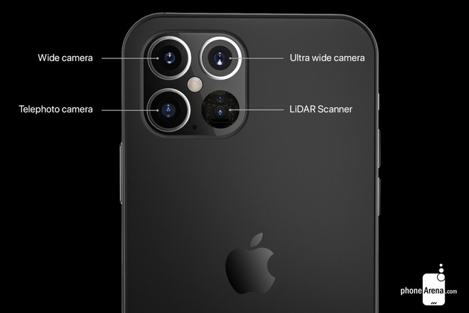 iPhone 12 vẫn sẽ chỉ sử dụng camera chính 12MP, nhưng cảm biến kích thước lớn hơn - Ảnh 1.