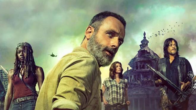 """Là vai chính trong hơn 9 năm liền nhưng """"Rick Grimes"""" Andrew Lincoln chưa từng xem 1 tập The Walking Dead nào cả - Ảnh 1."""