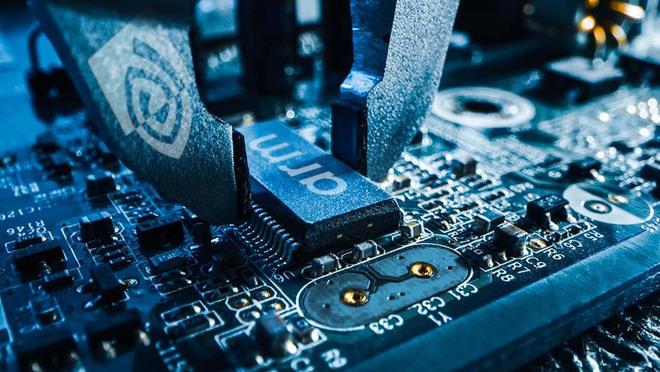 Samsung đang nhăm nhe mua lại một phần của ARM - Ảnh 1.