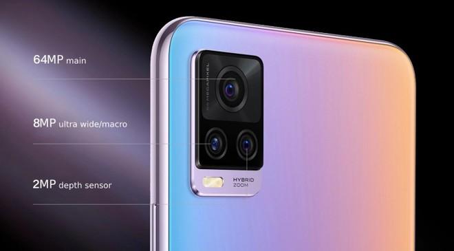 Vivo S7 ra mắt: Snapdragon 765G, 3 camera sau 64MP, camera selfie kép 44MP, giá từ 9.3 triệu đồng - Ảnh 2.