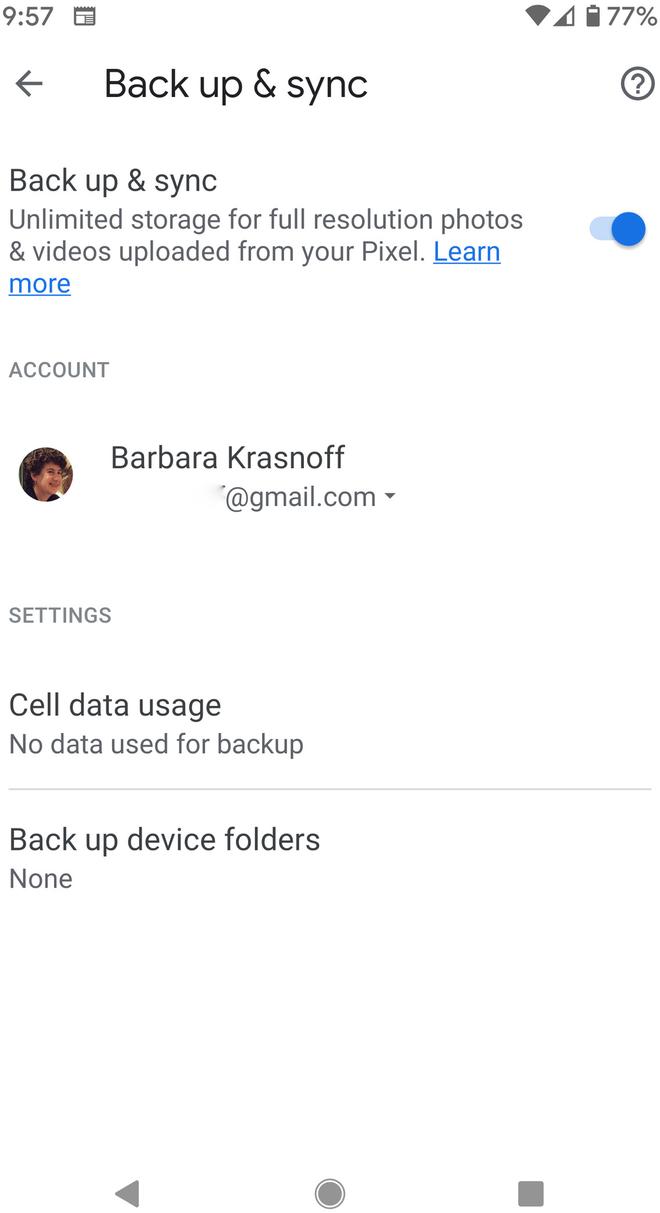 Hướng dẫn sử dụng Google One để backup smartphone Android của bạn tự động và miễn phí - Ảnh 3.
