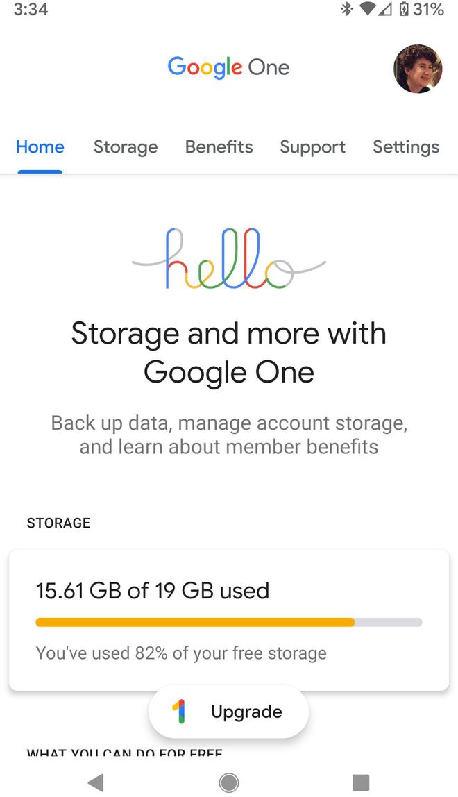 Hướng dẫn sử dụng Google One để backup smartphone Android của bạn tự động và miễn phí - Ảnh 4.