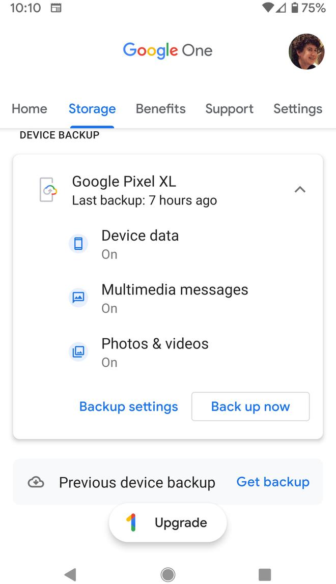 Hướng dẫn sử dụng Google One để backup smartphone Android của bạn tự động và miễn phí - Ảnh 7.