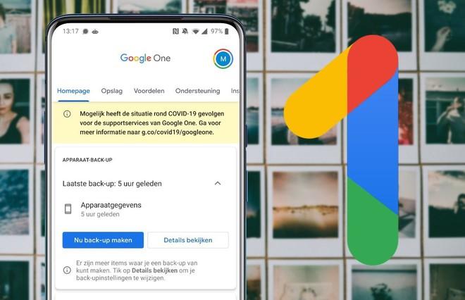 Hướng dẫn sử dụng Google One để backup smartphone Android của bạn tự động và miễn phí - Ảnh 1.