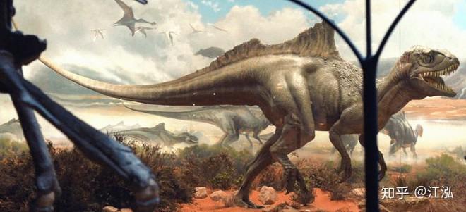 Loài khủng long ăn thịt có bướu kỳ lạ được tìm thấy ở Tây Ban Nha - Ảnh 13.