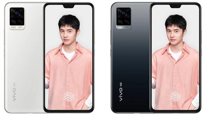 Vivo S7 ra mắt: Snapdragon 765G, 3 camera sau 64MP, camera selfie kép 44MP, giá từ 9.3 triệu đồng - Ảnh 3.