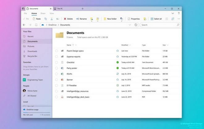 Phải chăng đã đến lúc File Explorer cần có một diện mạo mới hấp dẫn hơn? - Ảnh 3.