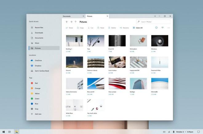 Phải chăng đã đến lúc File Explorer cần có một diện mạo mới hấp dẫn hơn? - Ảnh 2.
