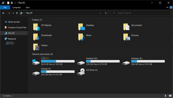 Phải chăng đã đến lúc File Explorer cần có một diện mạo mới hấp dẫn hơn? - Ảnh 1.