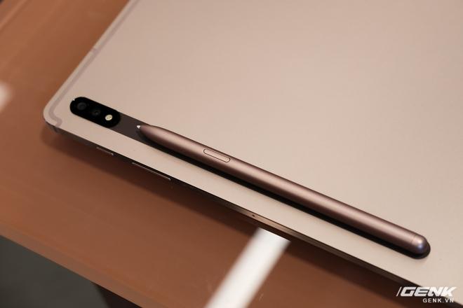 Ảnh thực tế Galaxy Tab S7 tại VN: Hai kích thước màn hình, 120Hz, Snapdragon 865+, Samsung DeX không dây - Ảnh 3.
