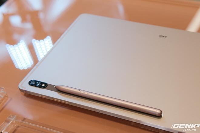 Ảnh thực tế Galaxy Tab S7 tại VN: Hai kích thước màn hình, 120Hz, Snapdragon 865+, Samsung DeX không dây - Ảnh 8.