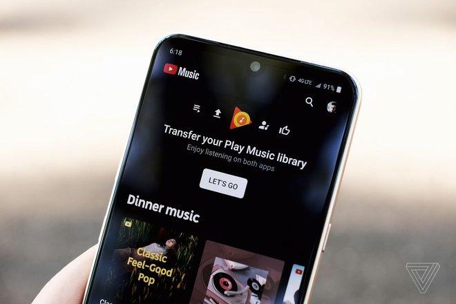 Google khai tử dịch vụ nghe nhạc trực tuyến Google Play Music - Ảnh 1.