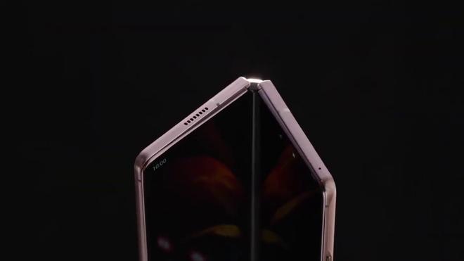 Galaxy Z Fold2 đã có video trên tay, xác nhận thiết kế mới lột xác - Ảnh 5.