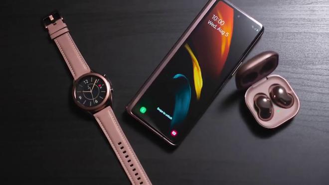 Galaxy Z Fold2 đã có video trên tay, xác nhận thiết kế mới lột xác - Ảnh 3.