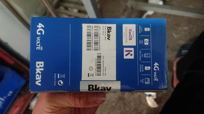 Điện thoại cơ bản của BKAV lộ diện: Chạy KaiOS, hỗ trợ 4G, sản xuất tại Trung Quốc - Ảnh 4.