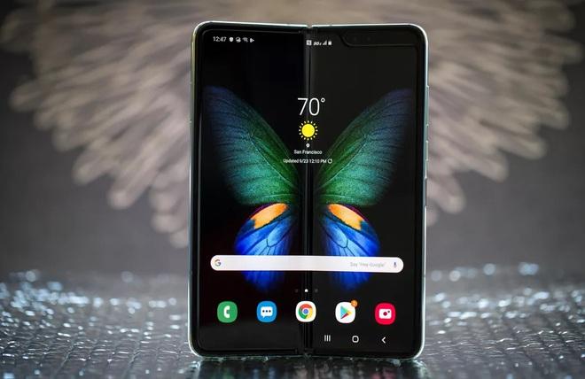 Cuối cùng thì vẫn chỉ có mỗi Samsung là thành công với smartphone màn hình gập - Ảnh 1.