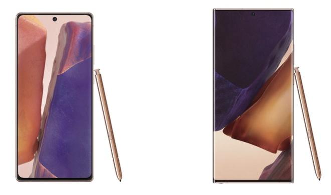 Samsung Galaxy Note20 và Note20 Ultra: Đâu là điểm khác biệt? - Ảnh 1.