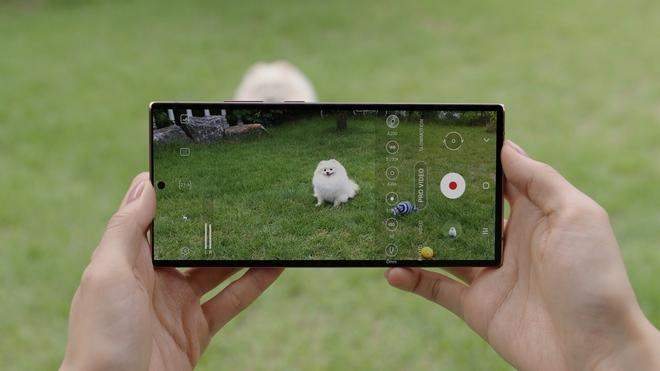 Samsung Galaxy Note20 và Note20 Ultra: Đâu là điểm khác biệt? - Ảnh 3.