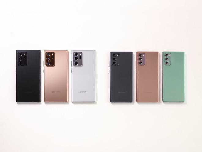 Samsung Galaxy Note20 và Note20 Ultra: Đâu là điểm khác biệt? - Ảnh 4.
