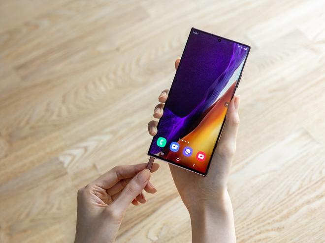 Samsung Galaxy Note20 và Note20 Ultra: Đâu là điểm khác biệt? - Ảnh 5.