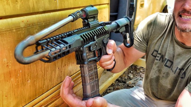Hóa ra phim hoạt hình đã đúng: nòng súng cong thực sự làm thay đổi đường đạn - Ảnh 1.