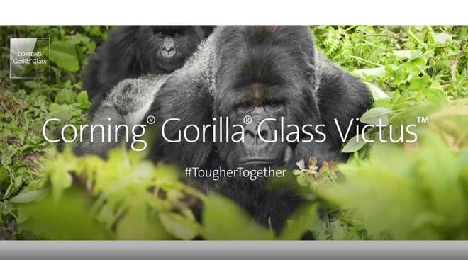 Galaxy Note20 Ultra là smartphone đầu tiên dùng kính Gorilla Glass Victus, rơi 2m không vỡ - Ảnh 1.