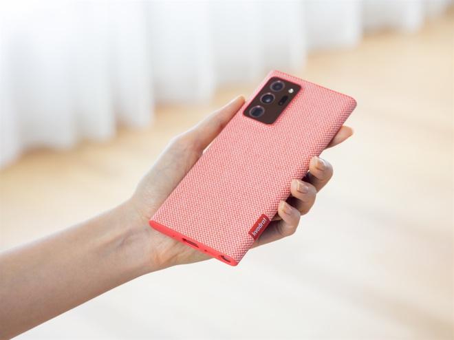 Galaxy Note20 Ultra là smartphone đầu tiên dùng kính Gorilla Glass Victus, rơi 2m không vỡ - Ảnh 3.