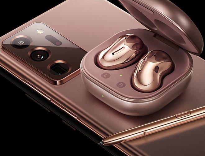 Galaxy Buds Live: Phụ kiện nhỏ nhưng thể hiện vị thế thống trị của Samsung trong sáng tạo công nghệ - Ảnh 1.