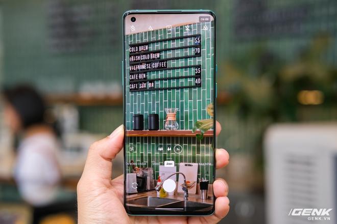 Cận cảnh OnePlus 8 Pro 5G: Thiết kế đẹp, trang bị Snapdragon 865, màn hình 120Hz chạy cùng độ phân giải QHD+, camera có filter Photochrom rất hay - Ảnh 10.