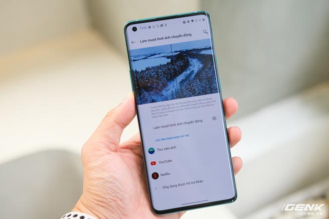 Cận cảnh OnePlus 8 Pro 5G: Thiết kế đẹp, trang bị Snapdragon 865, màn hình 120Hz chạy cùng độ phân giải QHD+, camera có filter Photochrom rất hay - Ảnh 16.