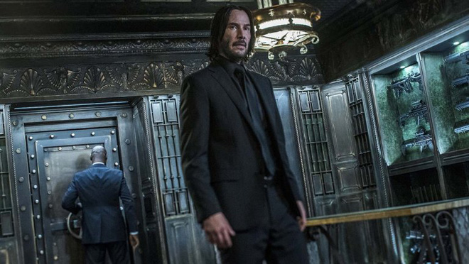 Hãng phim Lionsgate xác nhận sẽ sản xuất John Wick 5 dù phần 4 còn chưa bấm máy - Ảnh 1.