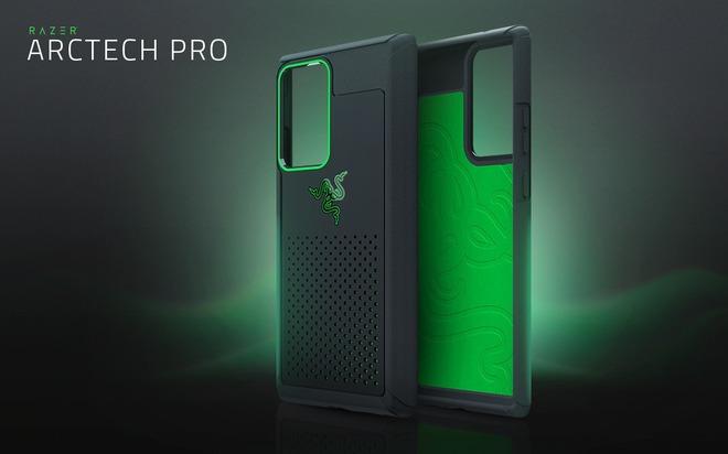 Razer ra mắt ốp lưng tản nhiệt cho Galaxy Note 20 và Note 20 Ultra, giá 1 triệu đồng - Ảnh 1.