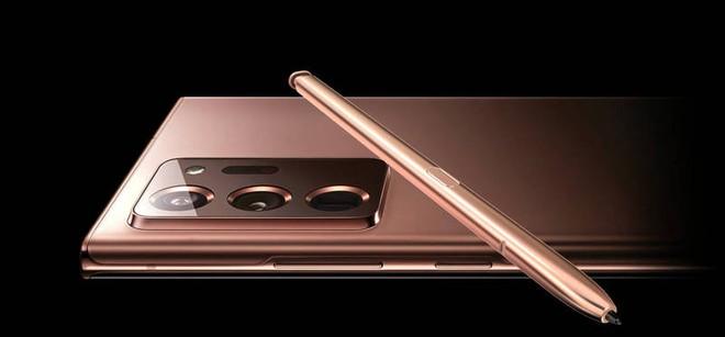S Pen trên Galaxy Note 20 đã minh chứng những cải tiến đáng ghi nhận của Samsung trong gần 1 thập kỷ qua - Ảnh 3.