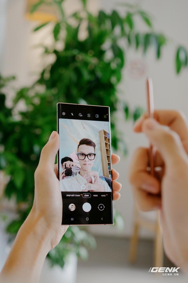 Mở hộp Galaxy Note20 Ultra chính hãng giá 30 triệu đồng - Ảnh 16.