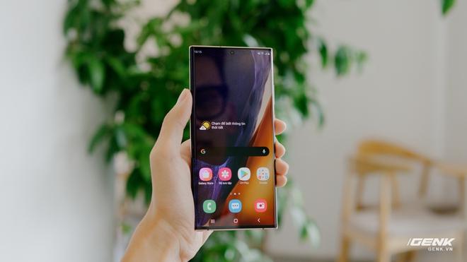 Mở hộp Galaxy Note20 Ultra chính hãng giá 30 triệu đồng - Ảnh 9.