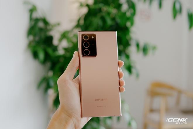 Mở hộp Galaxy Note20 Ultra chính hãng giá 30 triệu đồng - Ảnh 6.