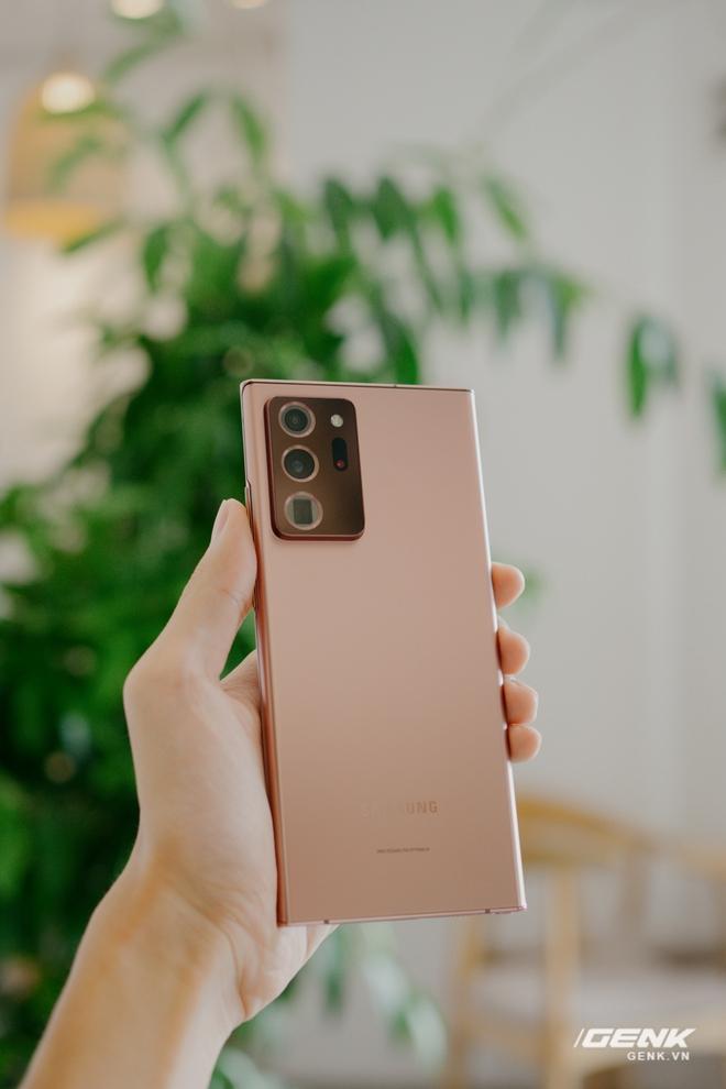 Mở hộp Galaxy Note20 Ultra chính hãng giá 30 triệu đồng - Ảnh 5.