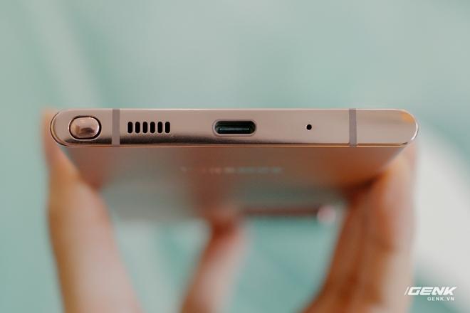 Mở hộp Galaxy Note20 Ultra chính hãng giá 30 triệu đồng - Ảnh 12.