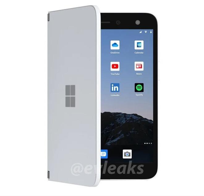 Lộ thêm hình ảnh Microsoft Surface Duo, chuẩn bị sắp được ra mắt chính thức - Ảnh 3.