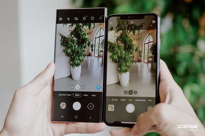 So sánh nhanh Galaxy Note20 Ultra với iPhone 11 Pro Max: Một chín một mười? - Ảnh 13.