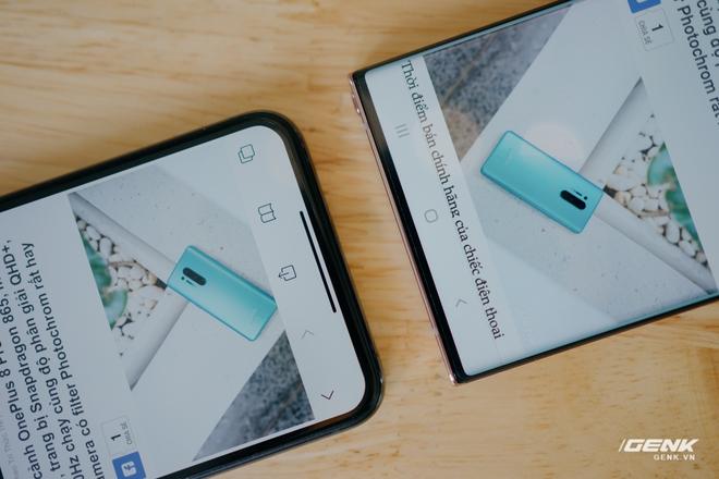 So sánh nhanh Galaxy Note20 Ultra với iPhone 11 Pro Max: Một chín một mười? - Ảnh 8.