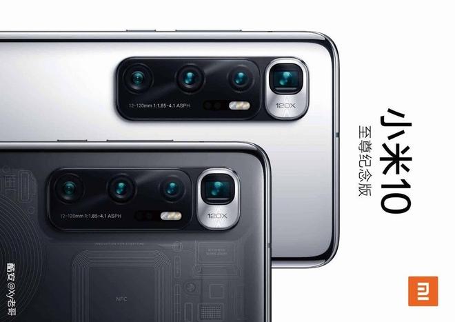 Xiaomi Mi 10 Ultra sẽ đi kèm ốp lưng và miếng dán màn hình kháng khuẩn - Ảnh 1.
