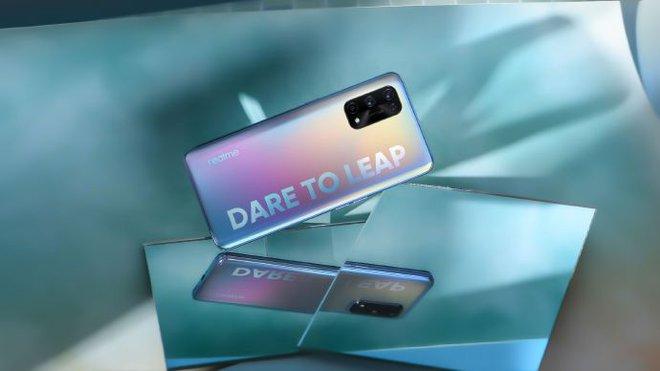 Realme X7 & X7 Pro ra mắt: Màn hình 120Hz, hỗ trợ 5G, camera 64MP, sạc nhanh 65W, giá từ 6.1 triệu đồng - Ảnh 1.