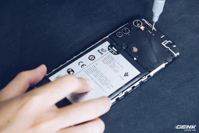 Mổ bụng Vsmart Live 4: Smartphone 4 triệu Make in Vietnam của VinSmart có gì đặc biệt? - Ảnh 5.