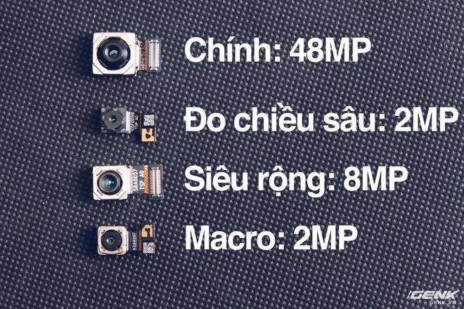 Mổ bụng Vsmart Live 4: Smartphone 4 triệu Make in Vietnam của VinSmart có gì đặc biệt? - Ảnh 13.